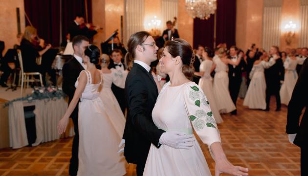 Український бал у Відні: Коли зал стає замалим і в захваті навіть завсідники