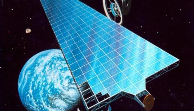 Китай будує першу космічну електростанцію