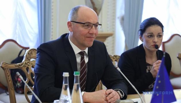 Путін є глобальною загрозою для всього світу — Парубій