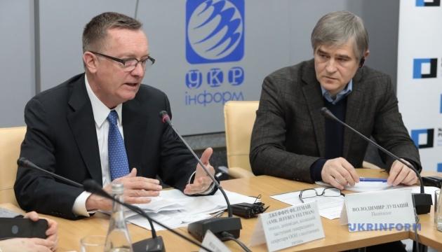 Участь ООН та ОБСЄ у вирішенні збройних конфліктів:  можливі сценарії для України