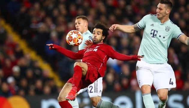 Ліга чемпіонів УЄФА: матчі в Ліверпулі і Ліоні завершилися без голів
