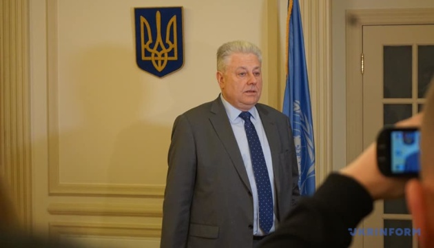 Yelchenko thanks Kaljulaid for supporting Ukraine