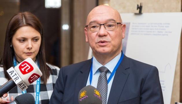 Матеу в Краматорську запевнив у подальшій підтримці Донеччини в ООН