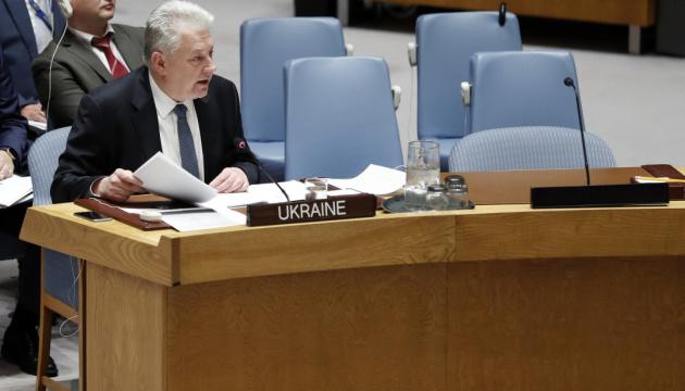 ООН може відповісти на миротворчі зусилля України, розпочавши місію на Донбасі — Єльченко