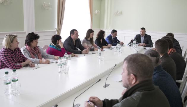 Столична влада надала 16 квартир родинам Героїв Небесної Сотні - Кличко