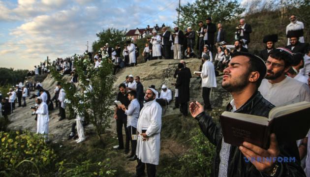 В Украину прибыли уже более 19 тысяч хасидов