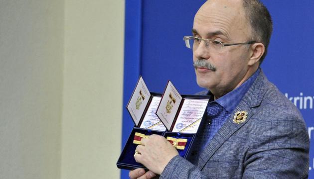 В Україні з'явилася нова нагорода - Знак народної пошани