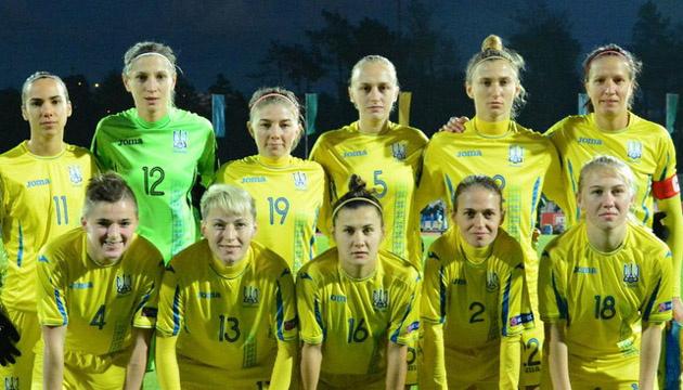22 футболістки збірної України викликані для участі у турнірі в Хорватії
