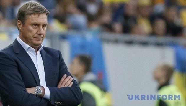 Хацкевич: У київському матчі проти греків
