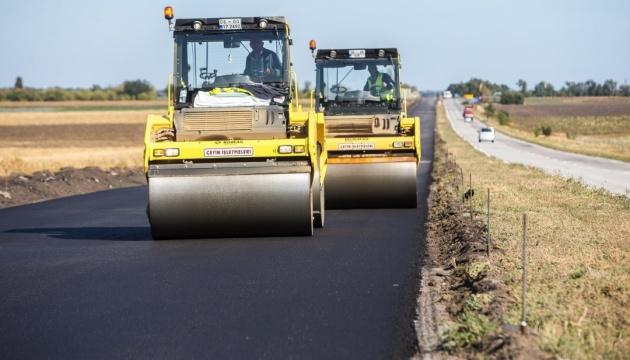 Укравтодор отчитался о выполнении запланированных дорожных работ