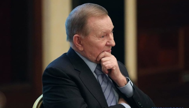 Kuchma: TCG at next meeting in Minsk can agree on disengagement of troops in Petrivske and Zolote