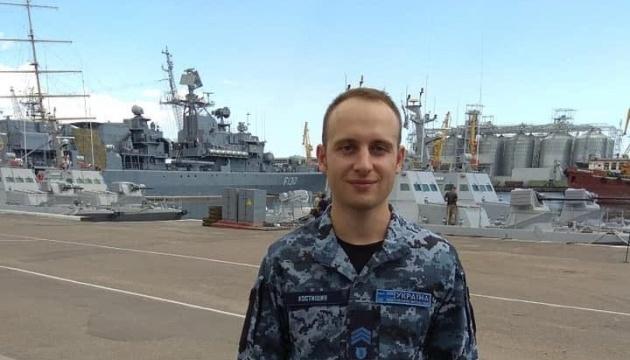 Адвокат розповів про допит у Росії військовополоненого моряка Костишина