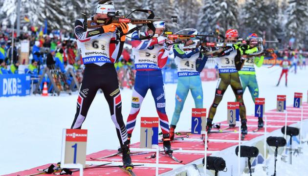 Українці посіли 11 місце в одиночній змішаній естафеті на чемпіонаті Європи з біатлону