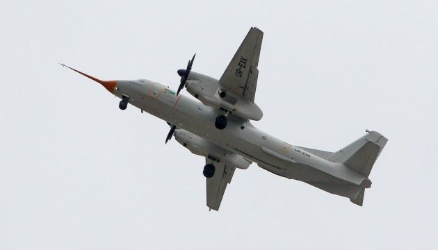 India interested in Ukrainian An-132 aircraft