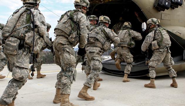 Aбрамсы и батальон военных: США проведут в Литве учения на фоне напряжения с Беларусью