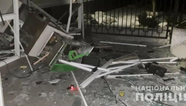 В Харькове взорвали и ограбили два банкомата