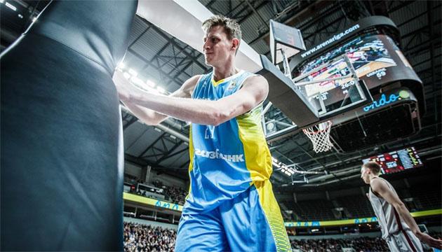 Баскетбол: Пустовий захворів і не допоможе збірній України в матчі з Чорногорією