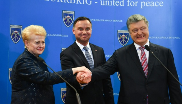 Poroshenko: Ucrania espera que la OTAN proporcione MAP y fecha de adhesión a la Alianza