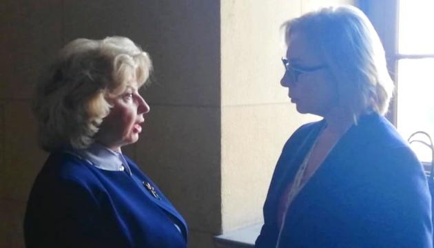 Омбудсмену РФ забороняють розповідати про стан політв'язнів – Денісова