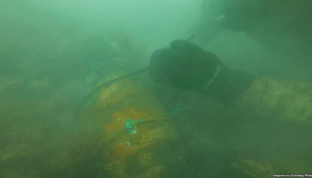 У кримській бухті знайшли півтонну бомбу часів Другої світової