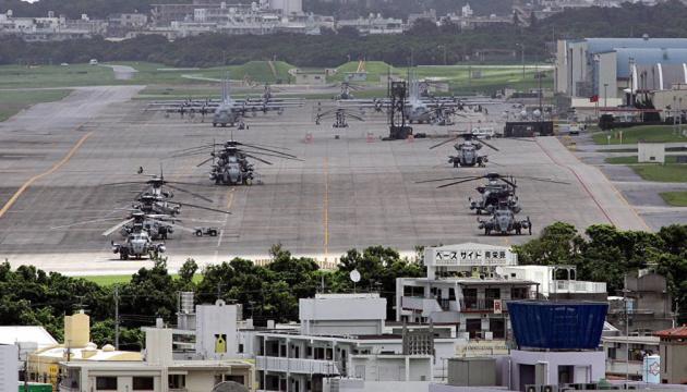 Жителі Окінави проголосували проти військової бази США на острові