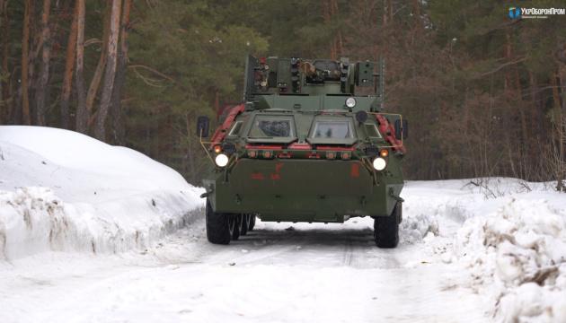Modernisierter Transportpanzer BTR-4: Erprobung geht zu Ende - Video