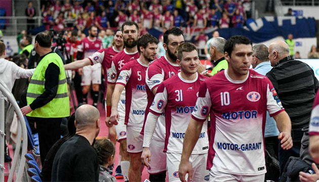 Пухівський визнаний кращим гравцем туру в гандбольній Лізі чемпіонів