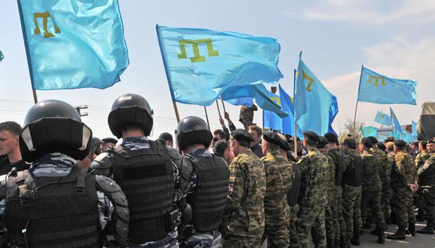 Сьогодні — День опору Криму російській окупації