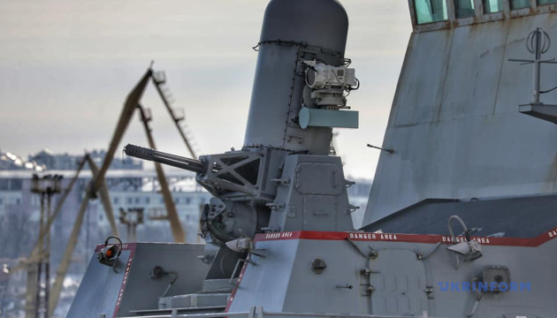 ВМС США поповнив новітній корабель прибережної зони Indianapolis