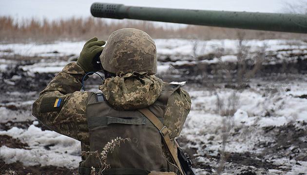 На Донбассе - девять нарушений «тишины», оккупанты применяют запрещенное оружие