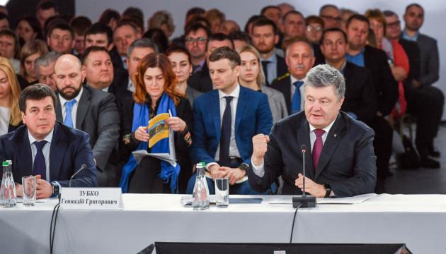 Київщина входить до трійки областей-лідерів за обсягом іноземних інвестицій — Президент