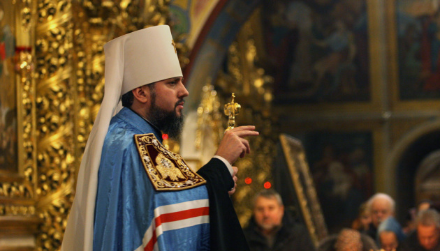 Epifaniy ha designado a dos adjuntos para la diplomacia eclesiástica