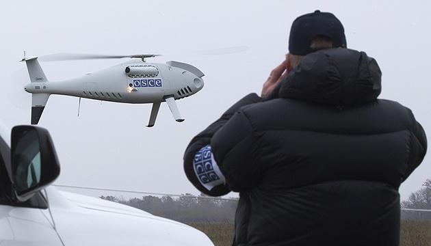 ОБСЄ за минулу добу зафіксувала 15 порушень перемир'я на Донбасі