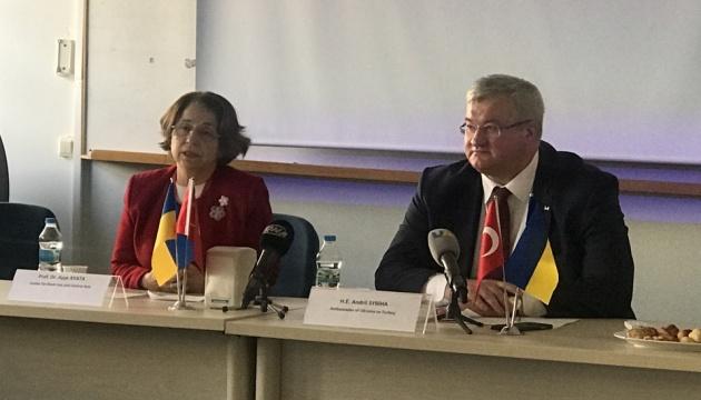 Посол Сибіга назвав безпрецедентною війну РФ проти України