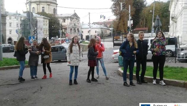 Акцію проти булінгу запустили у Львові