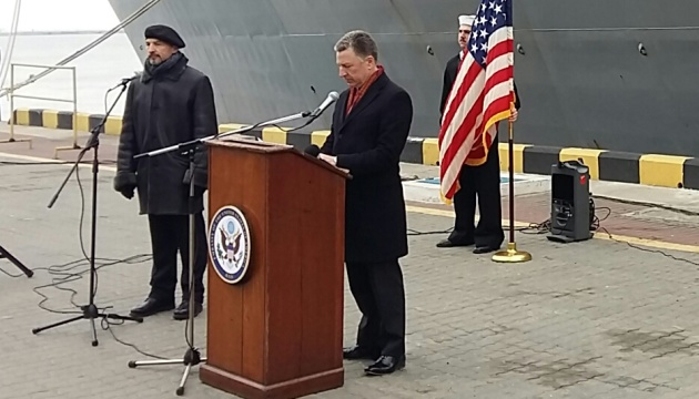 Росія має негайно звільнити українських моряків — Волкер