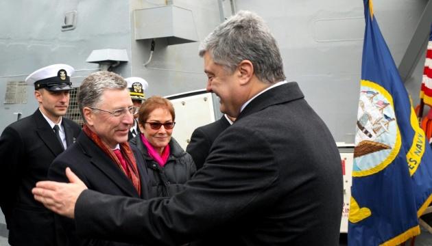 Les Etats-Unis se sont sérieusement engagés à contrôler la Russie en mer Noire