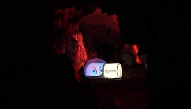 Життя на Марсі можна буде відчути в іспанських печерах