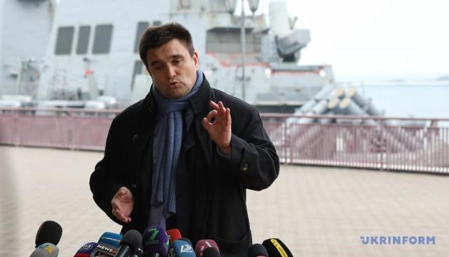 Клімкін звернув увагу НАТО на нових перспективних членів