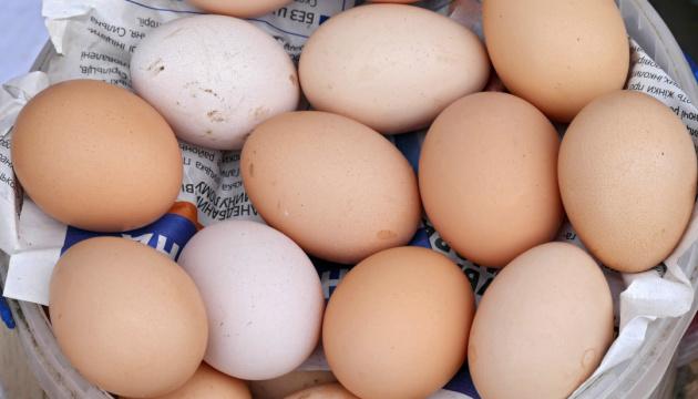 В Україні зменшилося виробництво молока і яєць