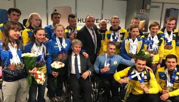 Порошенко привітав українських паралімпійців із перемогою на ЧС  із зимових видів спорту