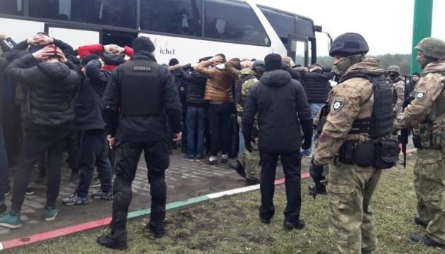 На проплаченные акции в Одессу ехали ультрас