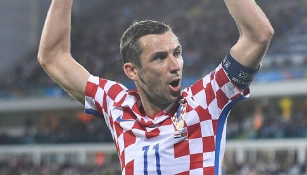 Даріо Срна може відновити виступи за збірну Хорватії з футболу