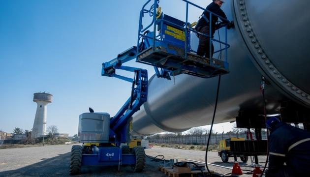 """В """"Аерокосмічній долині"""" закінчують будівництво тестової ділянки Hyperloop"""
