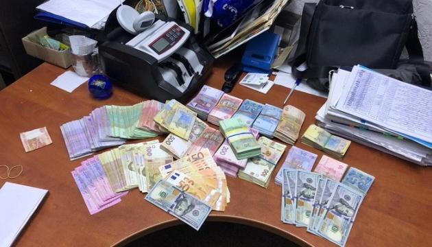 СБУ показала, что обнаружил обыск в охранных фирмах священника УПЦ МП