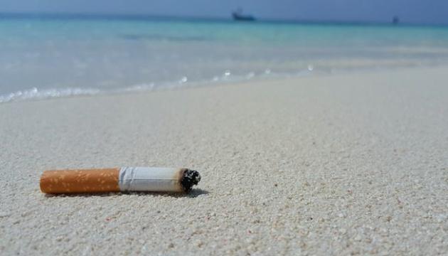 В Італії з'явиться перший пляж із забороною на куріння