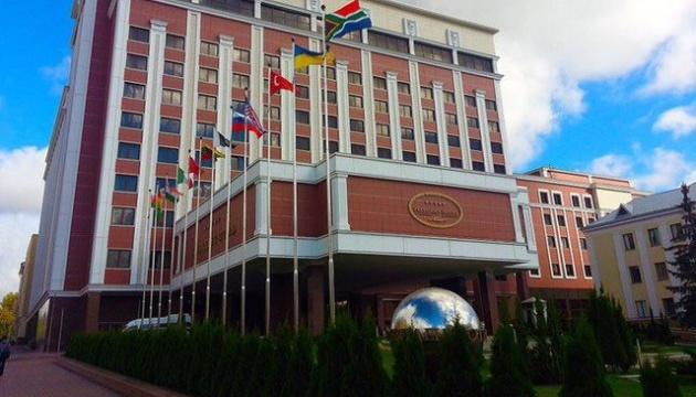 Тристороння контактна група щодо Донбасу почала роботу у Мінську