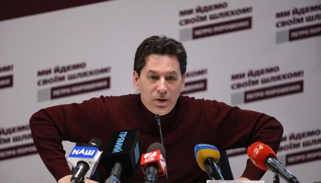 Порошенко звільнив свого радника Медведєва