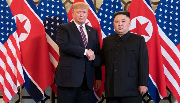 Трамп готовий зустрітися з Кім Чен Ином ще цього року