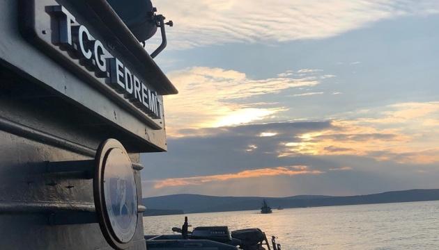 В Турции на морские учения вышли 103 корабля